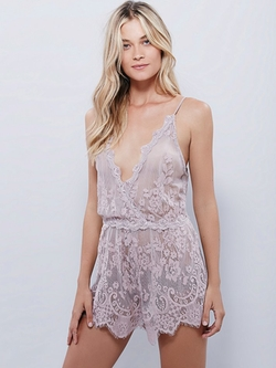 Free People - Lacey Day Romper