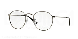 Ray-Ban - Round Metal Eyeglasses