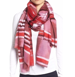 Nordstrom - Plaid Scarf