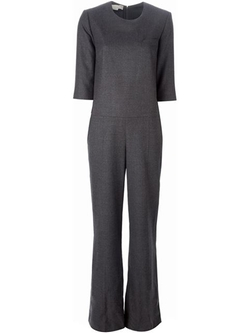 Stella Mccartney - Round Neck Jumpsuit