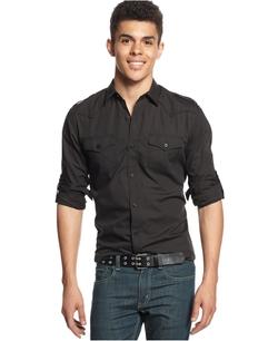 American Rag - Cadet Solid Shirt