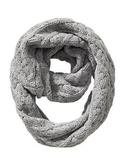 Old-Navy - Cable-Knit Infinity Scarf