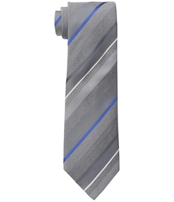 Kenneth Cole Reaction -  Fine Color Stripe Tie
