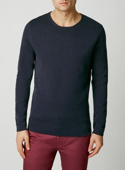 Selected Homme - Crew Neck Sweater