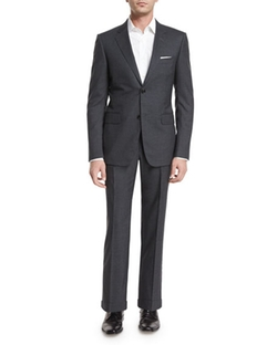 Gucci  - Brera Two-Piece Wool Suit