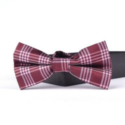 Curious Beaver Canada - Solid Patterned Bowtie