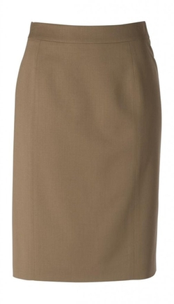 Woolmaster - Seasonless Wool Pencil Skirt