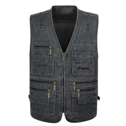 East Castle - Multi-Function Zipped Vests