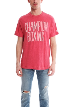 Todd Snyder -  Champion Boxing Graphic Tee