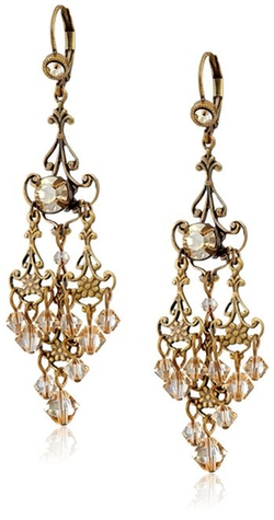 Liz Palacios - Swarovski Elements Empress Earrings