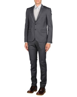 Costume National Homme - Geometric Design Suit