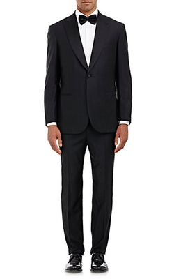 Brioni  - Colleseo Single-Button Tuxedo Suit