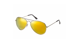Eagle Eyes - Flash Mirror Polarized Sunglasses