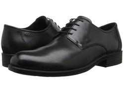 ECCO - Harold Plain Toe Tie Shoes