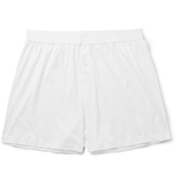 Sunspel - Sea Island Cotton Boxer Shorts