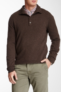 Inhabit - Cashmere Henley Sweater
