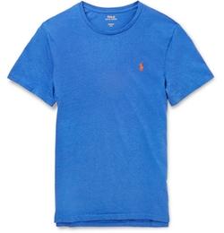 Polo Ralph Lauren   - Mélange Cotton T-Shirt