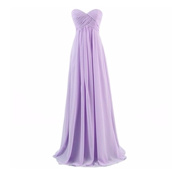Ouman - Sweetheart Long Evening Gown
