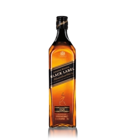Johnnie Walker Black Label - Blended Scotch Whisky
