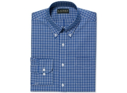 Ralph Lauren - Multi-Plaid Dress Shirt