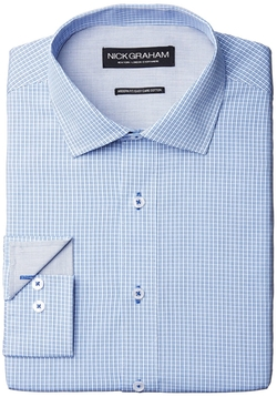 Nick Graham - Cotton Poplin Dress Shirt