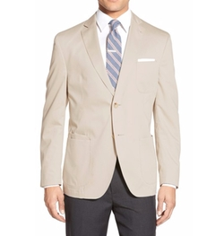 JKT New York - Peached Cotton Sport Coat
