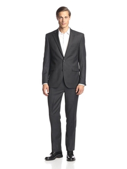 Kenneth Cole New York - Two Button Solid Suit