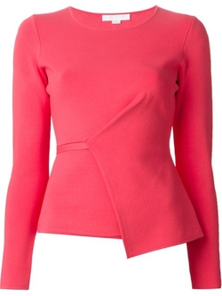Alexander Wang   - Asymmetric Wrap Top