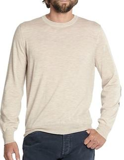 Brunello Cucinelli - Wool/Cashmere Crewneck Sweater