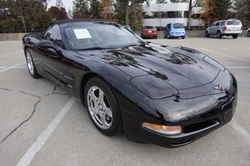 Chevrolet - 1998 Corvette Convertible