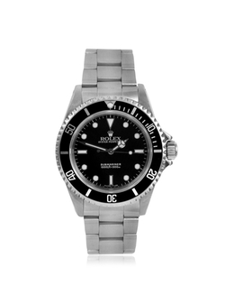 Rolex - Submariner Stainless Steel Watch
