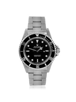 Rolex - Submariner Stainless Steel Watch