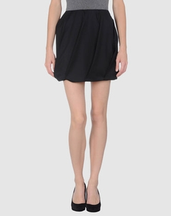 Jc De Castelbajac - Mid Rise Mini Skirt