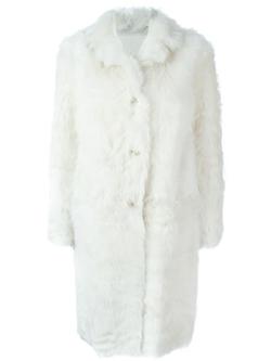 Jil Sander - Reversible Fur Coat