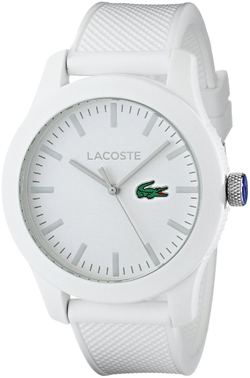 Lacoste - Textured Band Watch