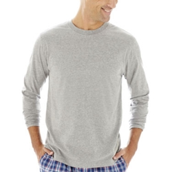 Stafford - Knit Crewneck T-Shirt