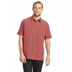 Van Heusen - Checked Woven Casual Button-Down Shirt