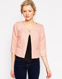 Traffic People  - Cloud Watching Jacquard Jacket