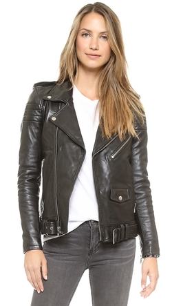 BLK DNM  - Motorcycle Jacket