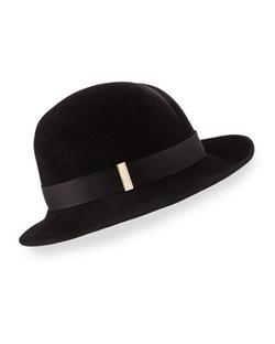 Gigi Burris  - Nell Hand-Blocked Felt Fedora Hat