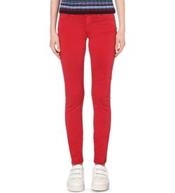 AG - Stilt Slim-Fit Mid-Rise Cigarette Jeans