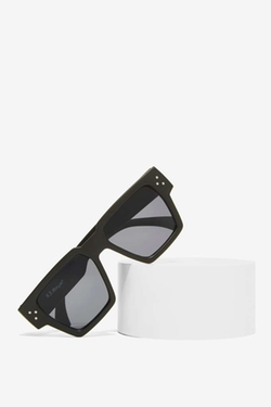 Nasty Gal - Polygon With The Wind Wayfarer Shades
