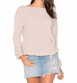 Michael Stars - Long Sleeve Blouse