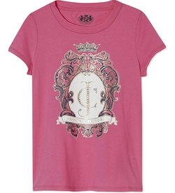 Juicy Couture - Ornate Cameo T-Shirt
