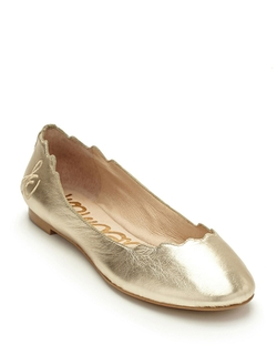 Sam Edelman - Augusta Leather Flats