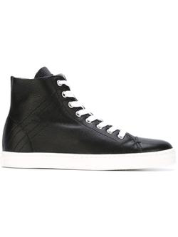 Hogan Rebel   - Hi Top Sneakers