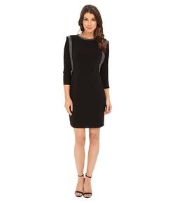 Calvin Klein - Embellishment Detail Shift Dress