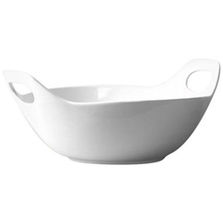 JC Penney - Handled Serving Bowl