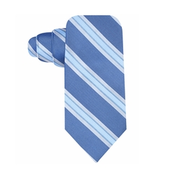 Ryan Seacrest Distinction - City Stripe Slim Tie