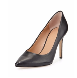 Halston Heritage  - Courtney Leather Pumps